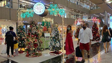 Sambutan Hari Natal tetap meriah