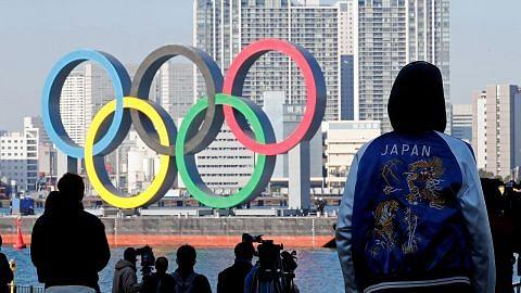 Sukan Olimpik Tokyo ditangguh