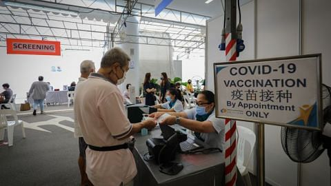 Seniors across Singapore to start getting vaccinated against Covid-19 from Feb 22: PM Lee