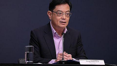 DPM Heng bentang Belanjawan 2021 pada 16 Feb