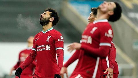 Liverpool dikecewa Newcastle dengan seri tanpa gol