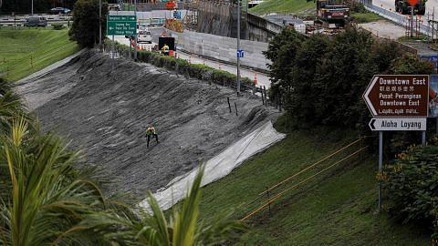 Sebahagian TPE terjejas tanah runtuh dibuka semula
