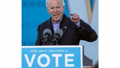 Biden, Trump giat kempen di Georgia rebut majoriti Dewan Senat