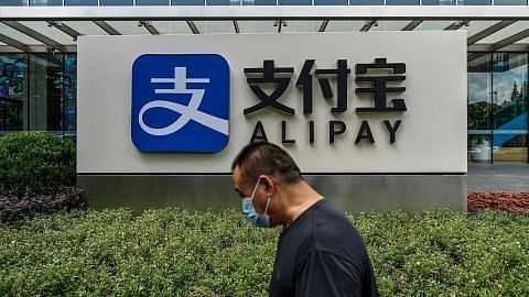 Trump arah larangan beberapa aplikasi China termasuk Alipay