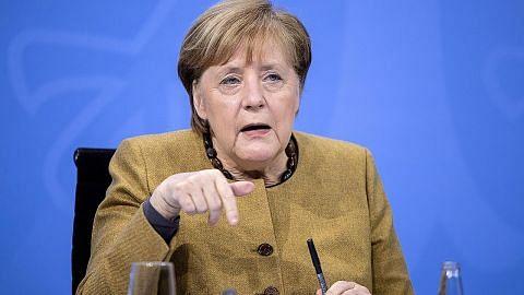 Merkel setuju lanjut sekatan di Jerman untuk 3 minggu lagi