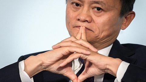 Ke mana dan di mana 'Alibaba'?