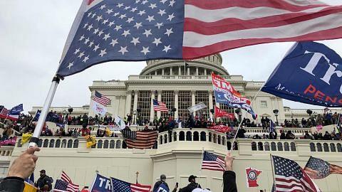 Kongres sah Biden menang, selepas penyokong Trump serbu Bangunan Capitol