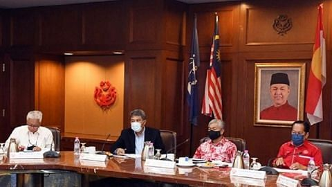 Umno akan kemuka usul putus hubungan dengan Bersatu