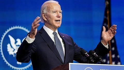 Biden bidas Trump hasut rusuhan