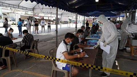 Thailand kenakan sekatan lebih ketat sedang kes Covid-19 meningkat