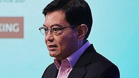 Ekon SG dijangka pulih perlahan separuh kedua 2021: DPM Heng