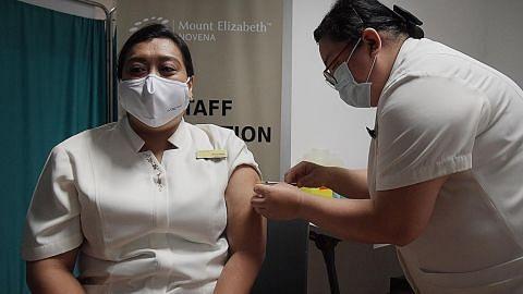 Vaksinasi Covid-19 beri perlindungan penting