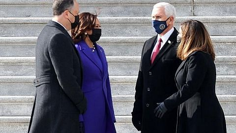 Presiden Biden ikrar baiki semula jalinan dengan dunia