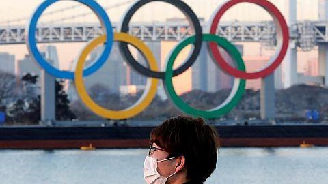 Jepun sangkal laporan Sukan Olimpik dibatal