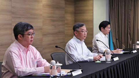 Vaksinasi warga emas mula 27 Jan, projek perintis di AMK, Tg Pagar