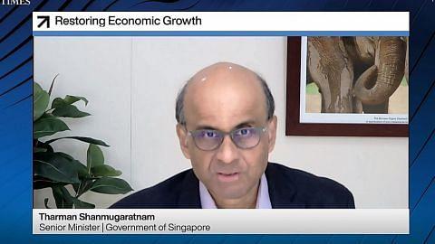 Penting bantu ekonomi membangun bagi fasa pertumbuhan baru: SM Tharman