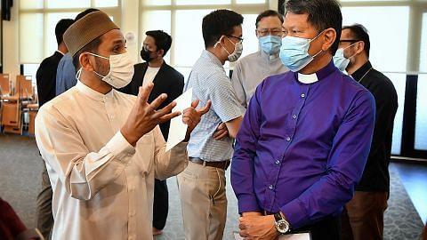 Mufti: Muslim fahami cabaran umat Kristian tangani ideologi pelampau