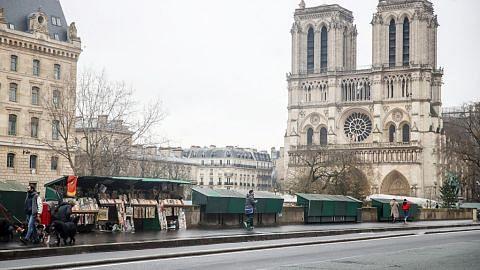 Perancis lapor lebih 23,000 kes dalam tempoh sehari