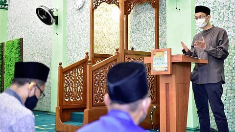 Masjid setempat akan terus tingkat persediaan kecemasan