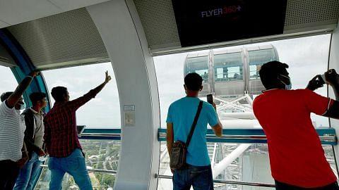 Pekerja asing berpeluang nikmati SG Flyer