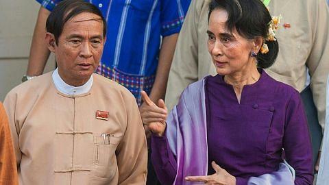 Suu Kyi, pemimpin lain ditahan tentera Myanmar