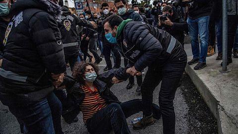 Presiden Erdogan kecam pergerakan LGBT