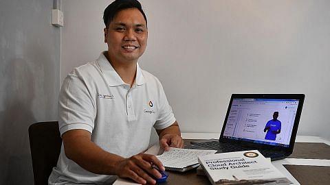 Selepas hilang kerja, tingkat kemahiran IT melalui Skills Ignition SG