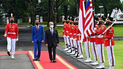 M'sia, Indonesia sepakat tangani isu kepentingan bersama