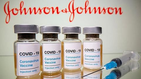 Johnson & Johnson mohon izin guna vaksin di AS