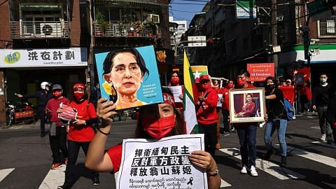 Peguam belum dapat temu Suu Kyi, Presiden Myanmar