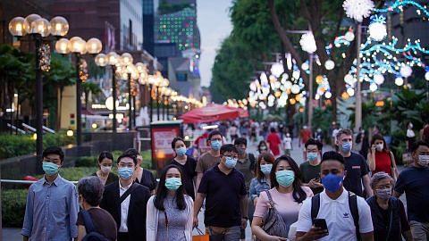 Tinjauan: Warga SG masih konservatif tapi kini mula dipengaruhi unsur liberal