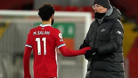 Man City tumbangkan Liverpool di Anfield
