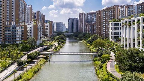 Ramai pemilik flat HDB puas hati dengan flat, kejiranan, kemudahan