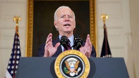 Biden mahu Kongres buat pembaharuan undang-undang senjata AS