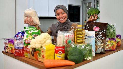 Elak pembaziran agih bantuan makanan kepada golongan memerlukan