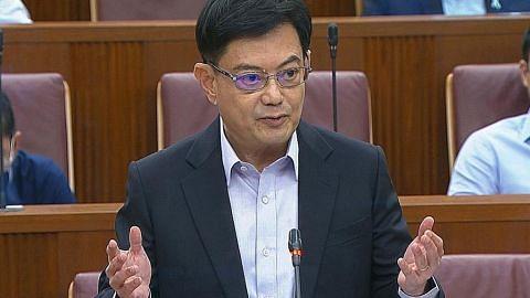 DPM Heng: Terlalu awal untuk sejukkan pasaran hartanah