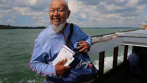 Jasa bekas posmen Pulau Ubin dikenang