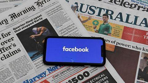 FB hentikan kongsi kandungan berita di Australia