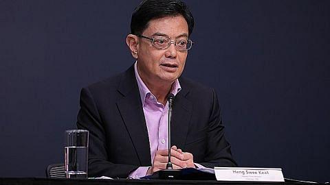 Ketidaksamaan pendapatan di paras terendah: DPM Heng
