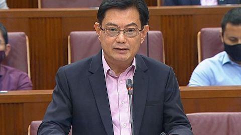 DPM Heng: Peniaga bantu masyarakat S'pura hadapi Covid-19