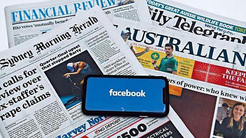 Facebook henti padam berita Australia dalam laman media sosialnya