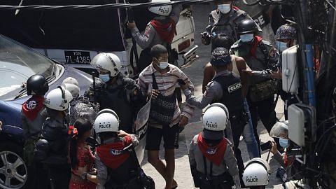 Duta Myanmar minta dunia bertindak terhadap tentera