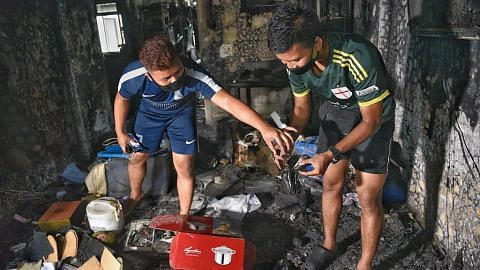 Dugaan kali kedua bagi mangsa kebakaran flat Whampoa