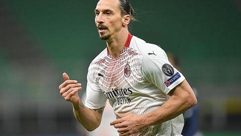 Zlatan lepas peluang aksi lawan Man Utd