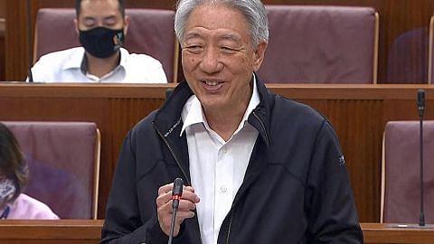 SG perlu seimbang keperluan berbeza dalam sahut cabaran perubahan iklim: SM Teo