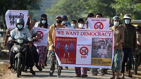 Duta baru Myanmar ke PBB letak jawatan