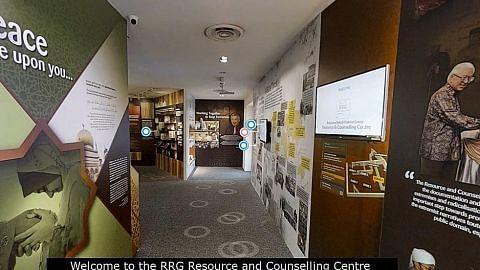 Pusat Sumber dan Kaunseling RRG boleh 'dikunjungi' masyarakat dunia