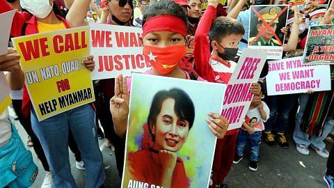Konflik di Myanmar damba Pasukan Pengaman Asean BERITA/WACANA