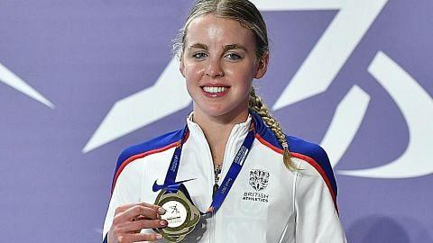 Remaja UK Keely Hodgkinson juarai larian 800m wanita