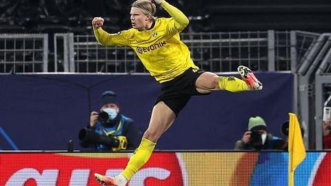 Malang Ronaldo berulang, Haaland muncul wira Dortmund